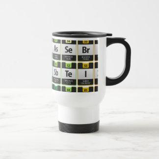 Oxygentees Periodic Table Mug