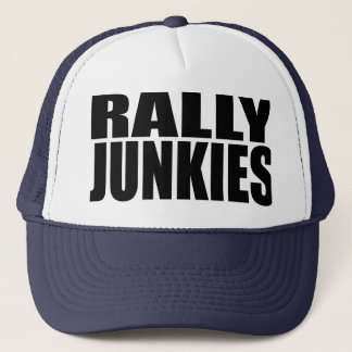 Oxygentees Rally Junkies Trucker Hat