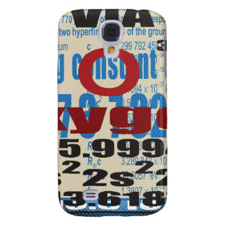 Oxygentees Romberg Constant Samsung Galaxy S4 Cover