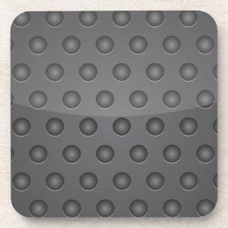 Oxygentees Rubber Mat Cork Coaster