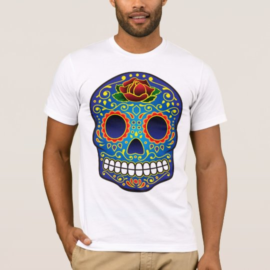 Oxygentees Skull Candy T-Shirt