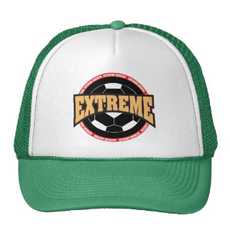 Oxygentees Soccer Craze Mesh Hats