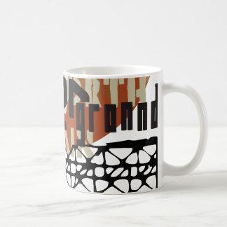 Oxygentees Underground Riot Coffee Mug