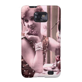 Oxygentees Vintage Glamour Samsung Galaxy SII Covers