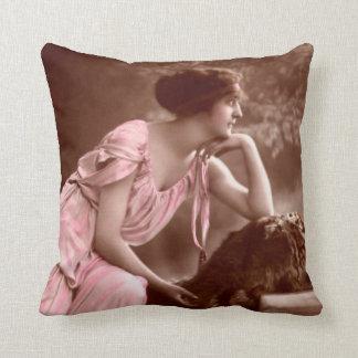 Oxygentees Vintage Romance Pillows