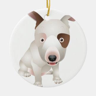 Oxygentees Woofie Christmas Tree Ornament