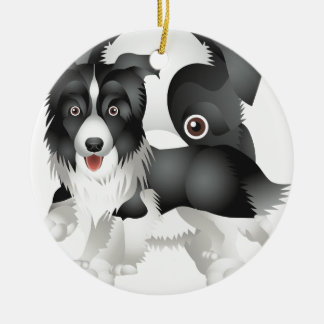 Oxygentees Woofie Ornaments