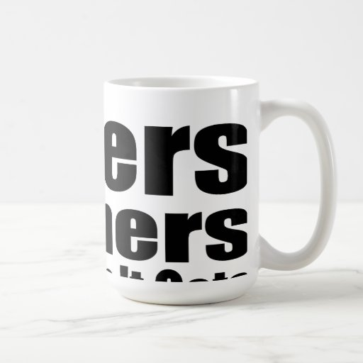Oxygentees Yellers Whiners Coffee Mugs