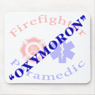 Oxymoron EMS Gifts Mouse Pad