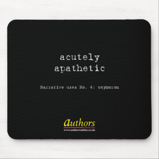 Oxymoron MM Mouse Pad