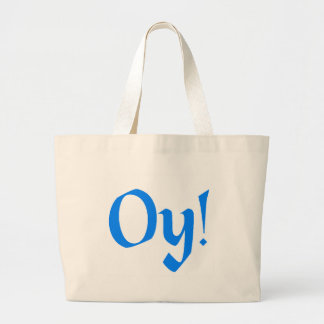 Oy! Canvas Bags
