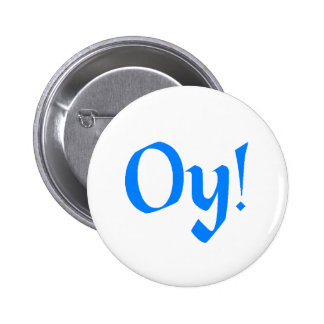 Oy! Pinback Buttons