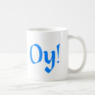 Oy! Mugs