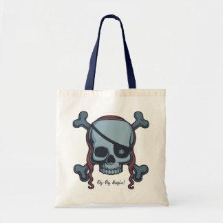 Oy-Oy, Cap'n! Tote Bag