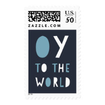 Oy to the World | Hanukkah Postage