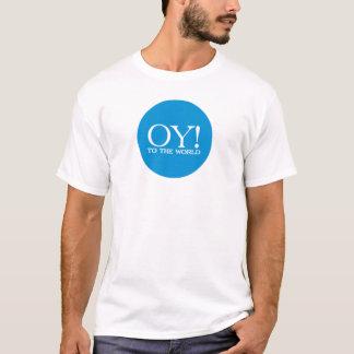 Oy! to the World Jewish Humor Tee