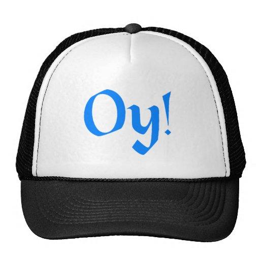 Oy! Trucker Hat