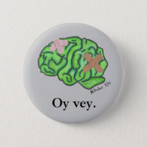 """Oy vey"" button"