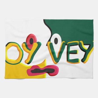 Oy Vey Kitchen Towel
