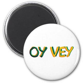 Oy Vey Magnet