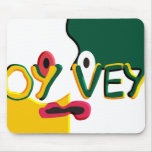 Oy Vey Mouse Pad