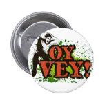 OY VEY - Refresque el diseño con el hombre de grit Pin
