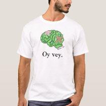 """""""Oy vey"""" t-shirt"""
