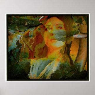 Oya diosa de los vientos y del viaje posters