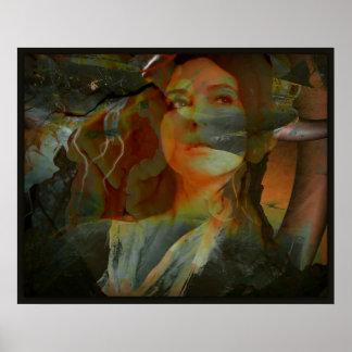 Oya diosa de los vientos y del viaje poster