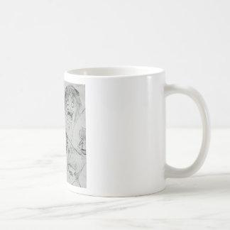 oyamada manta various shama king facial expression coffee mug