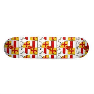 Oyen Family Crest Skate Decks