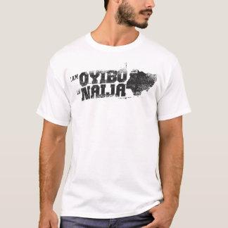 Oyibo in Naija T-Shirt
