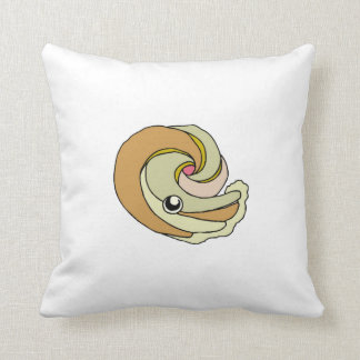 Oyster And Pearl Pillow