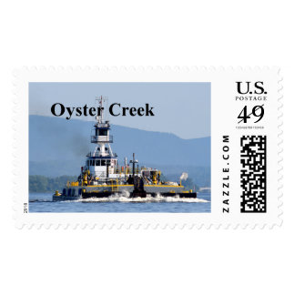 Oyster Creek Postage Stamp