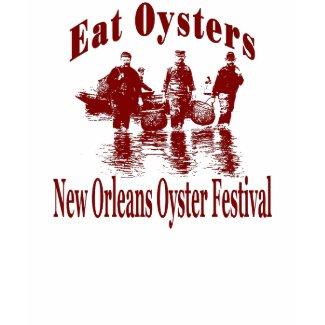Oyster Festival shirt