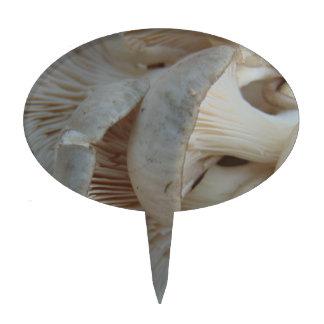 Oyster Mushrooms Cake Topper