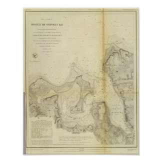 Oyster or Syosset Bay Print