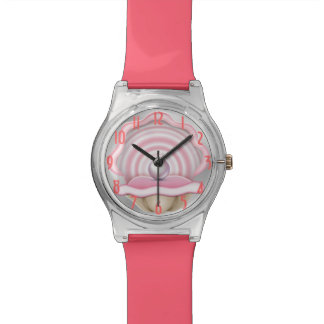 Oyster pearl watch