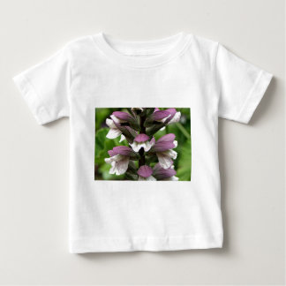 Oyster plant flower in bloom baby T-Shirt