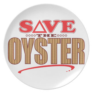 Oyster Save Plate