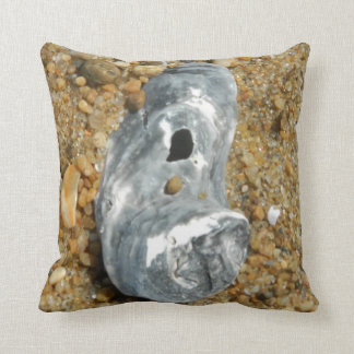 Oyster Shell in Pebble Sand Pillows
