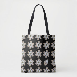 Oyster Tote Bag - Design A