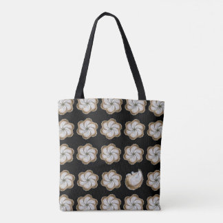 Oyster Tote Bag - Design C