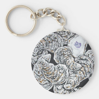 OYSTERS KEYCHAIN
