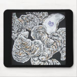 OYSTERS MOUSE PAD