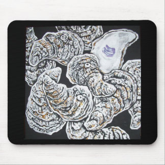 OYSTERS MOUSE PADS