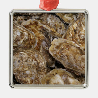 Oysters Christmas Ornament