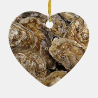 Oysters Christmas Tree Ornament