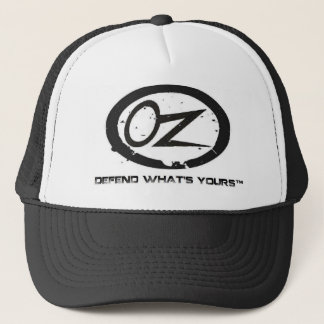 Oz Defend What's Yours Trucker Hat
