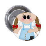 oz dorothy and toto pins